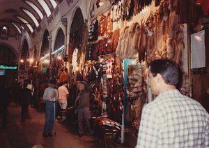 Istanbul Bazaar (Tehran Grand Bazaar research)